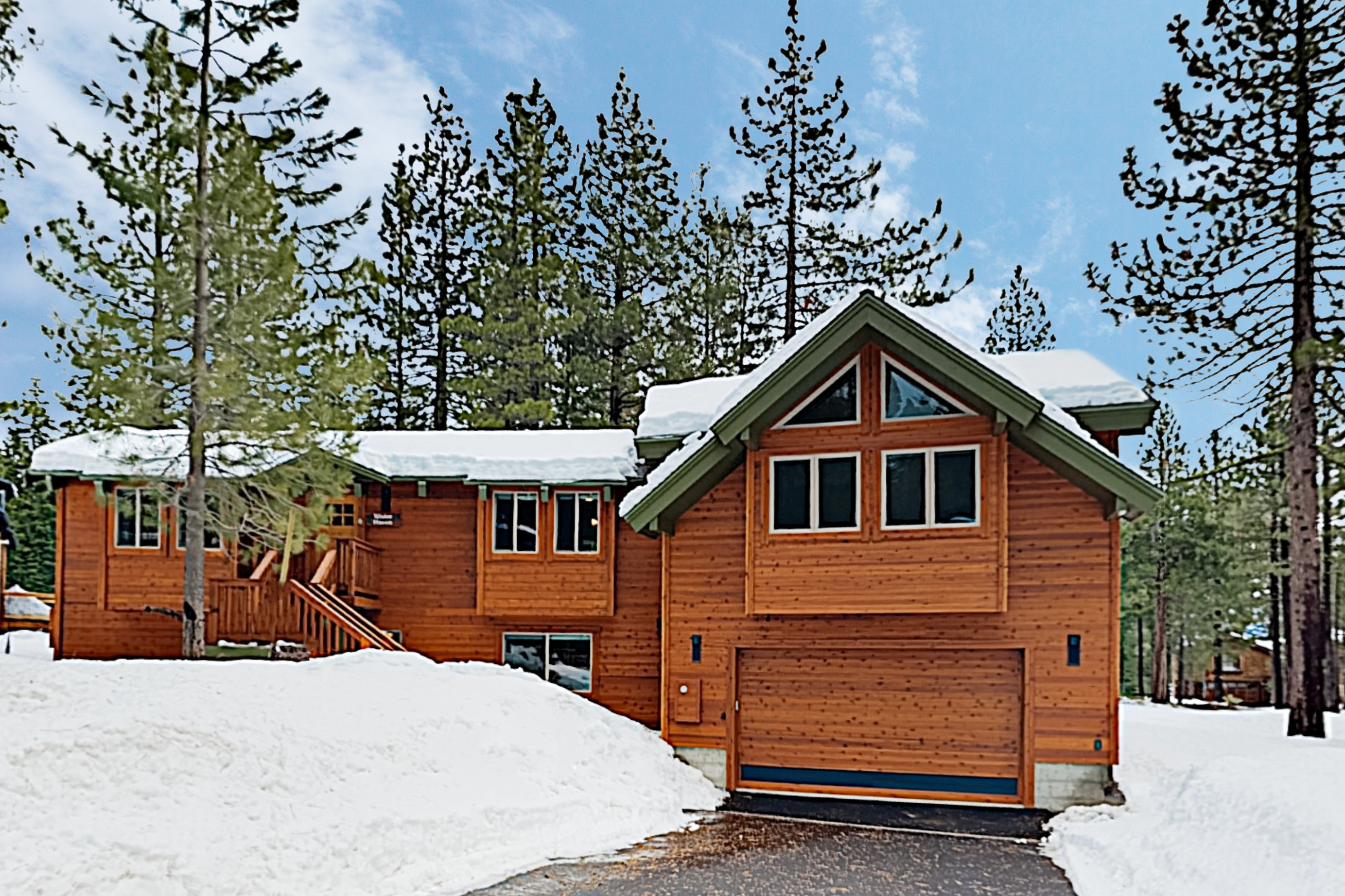 Tahoe City CA Vacation Rental Welcome to Talmont