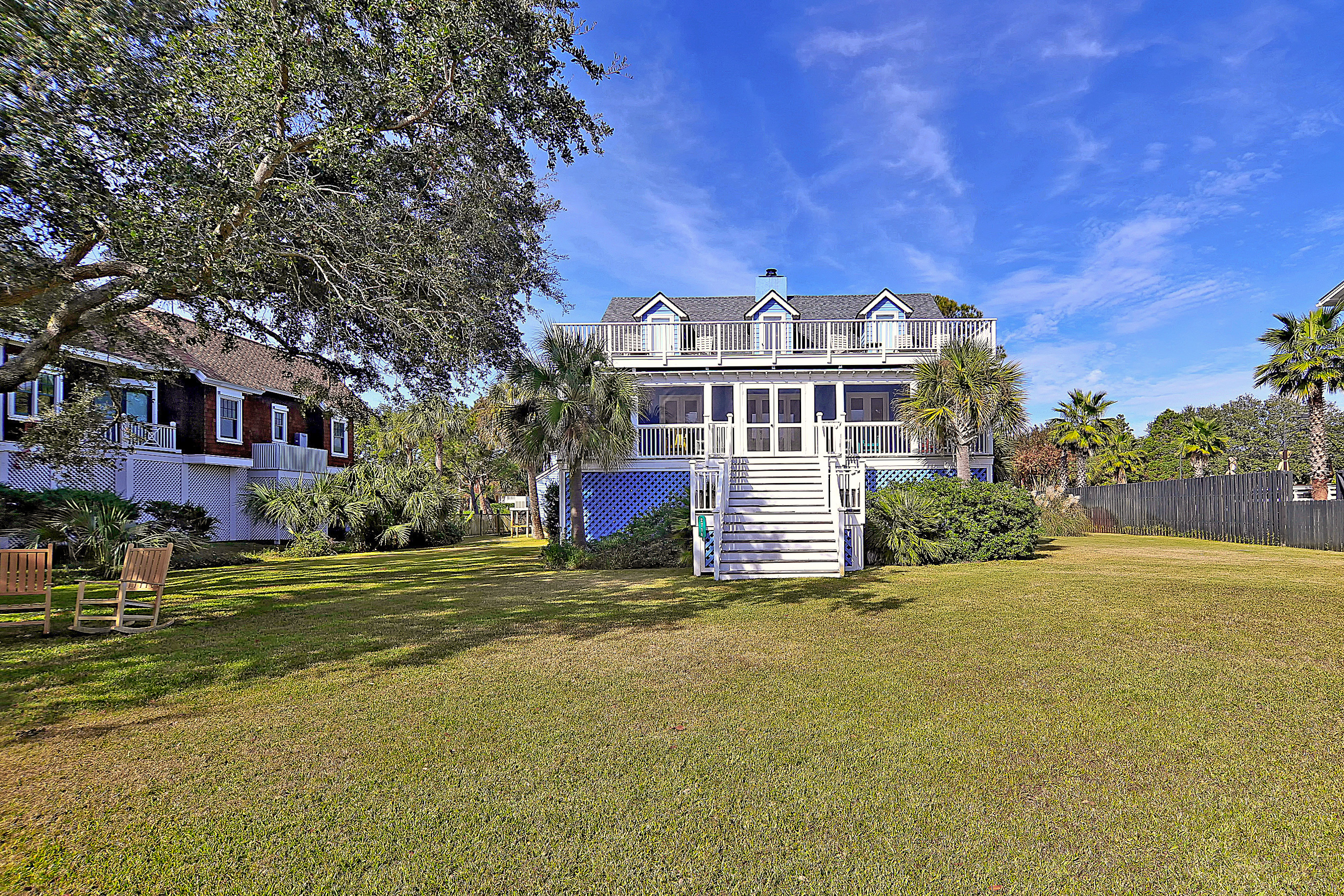 Sulivan's Island SC Vacation Rental Welcome to Sullivan's