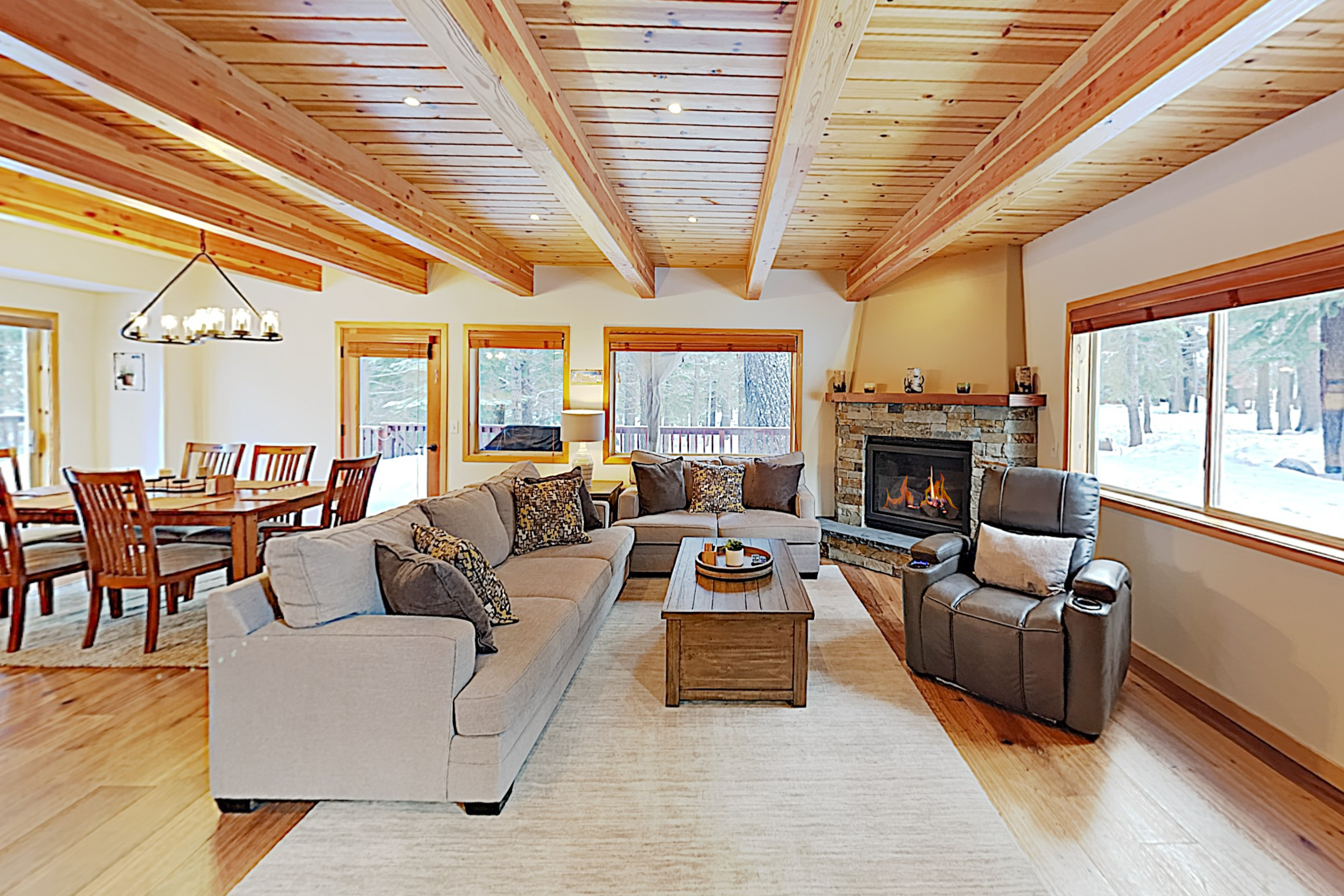 Truckee CA Vacation Rental Welcome to Truckee!