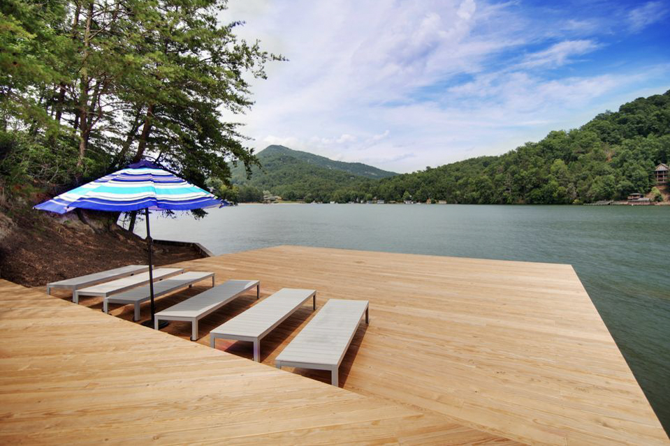 Lake Lure NC Vacation Rental Welcome to Cove