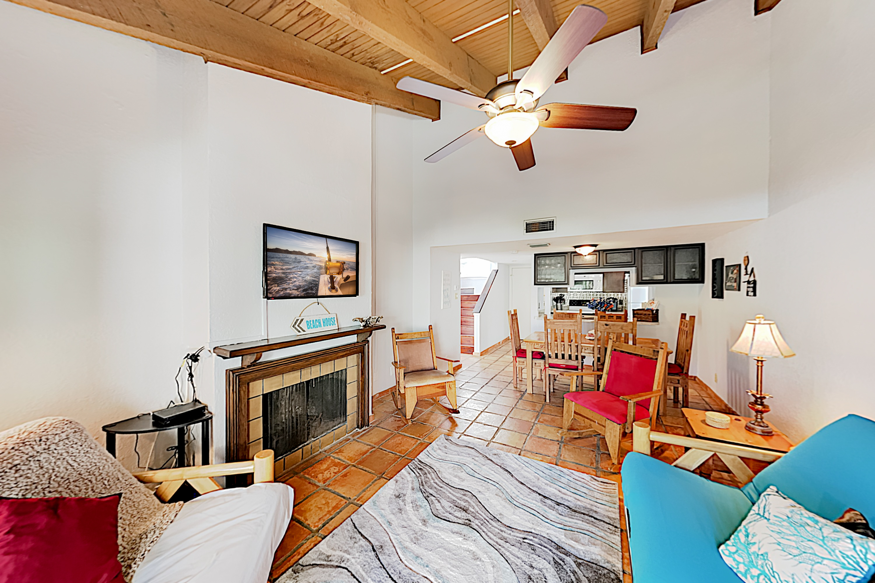Rockport TX Vacation Rental Welcome! This townhome