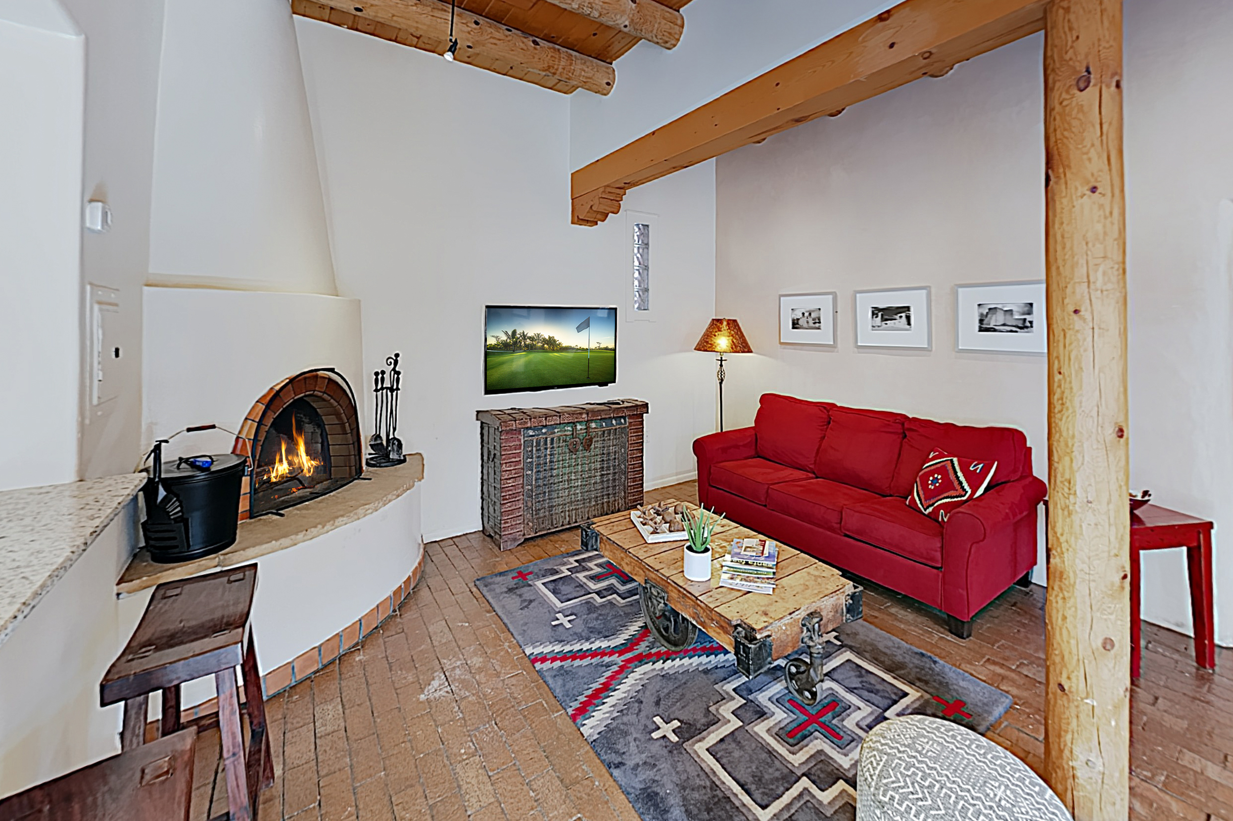 Santa Fe NM Vacation Rental Welcome to Zona