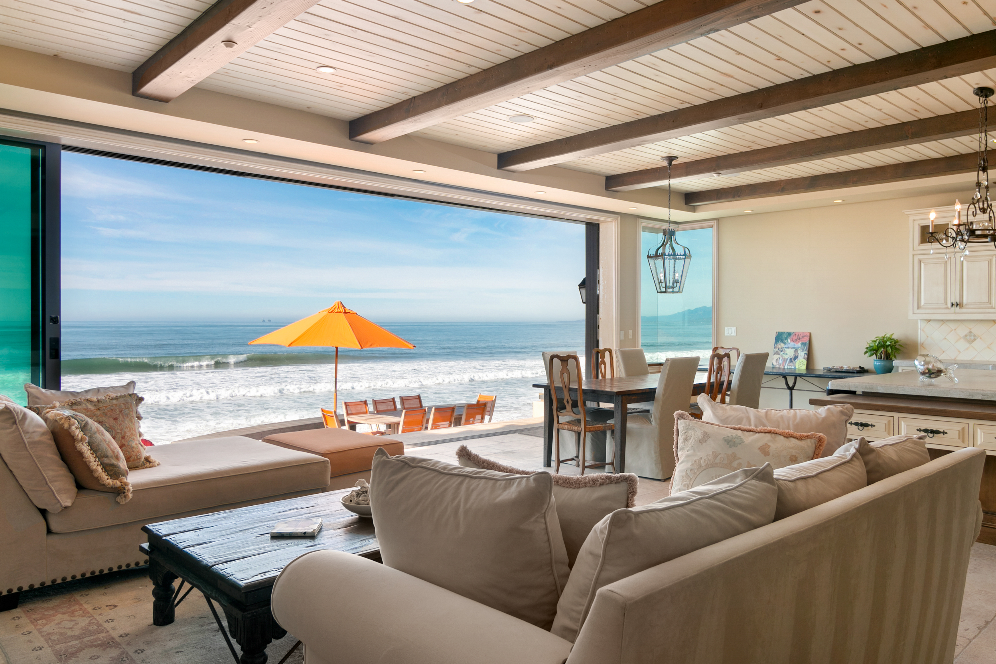 Ventura CA Vacation Rental Welcome! This beachfront