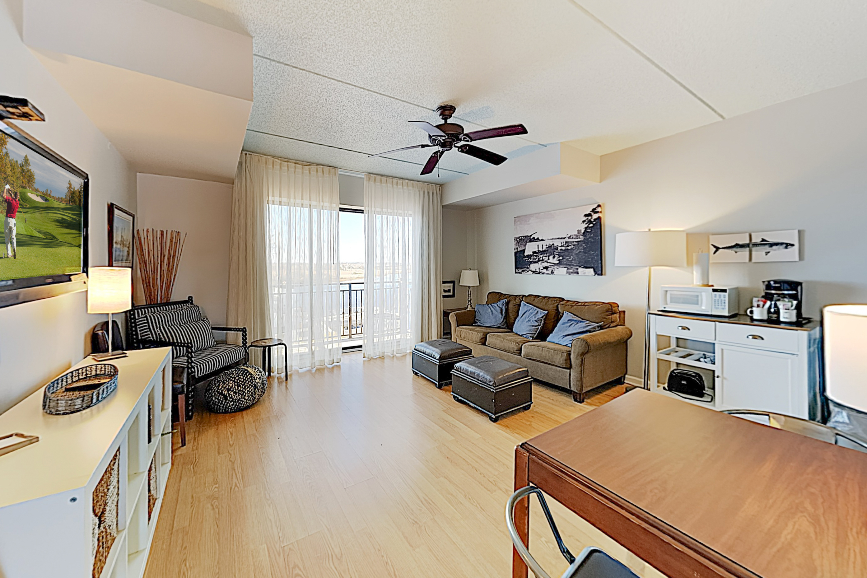 Wilmington NC Vacation Rental Unit 1: This