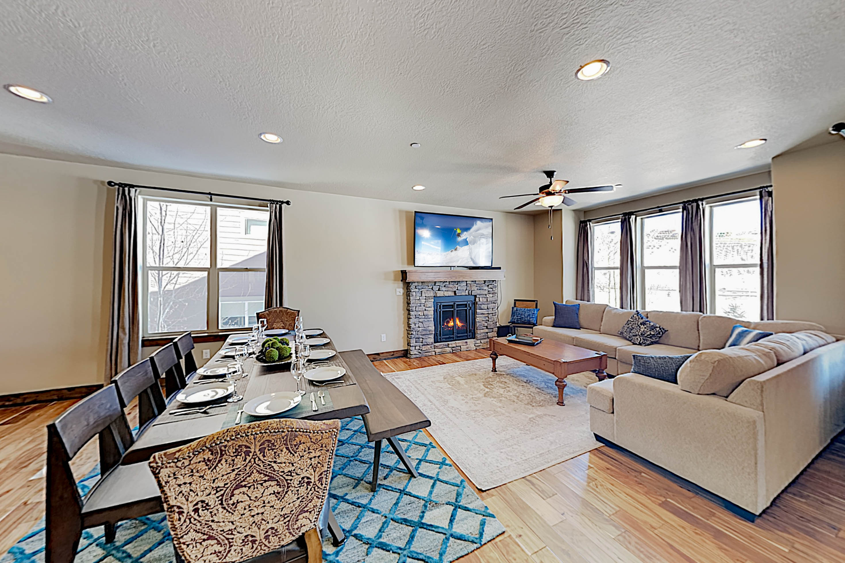 Kamas UT Vacation Rental Welcome to Park