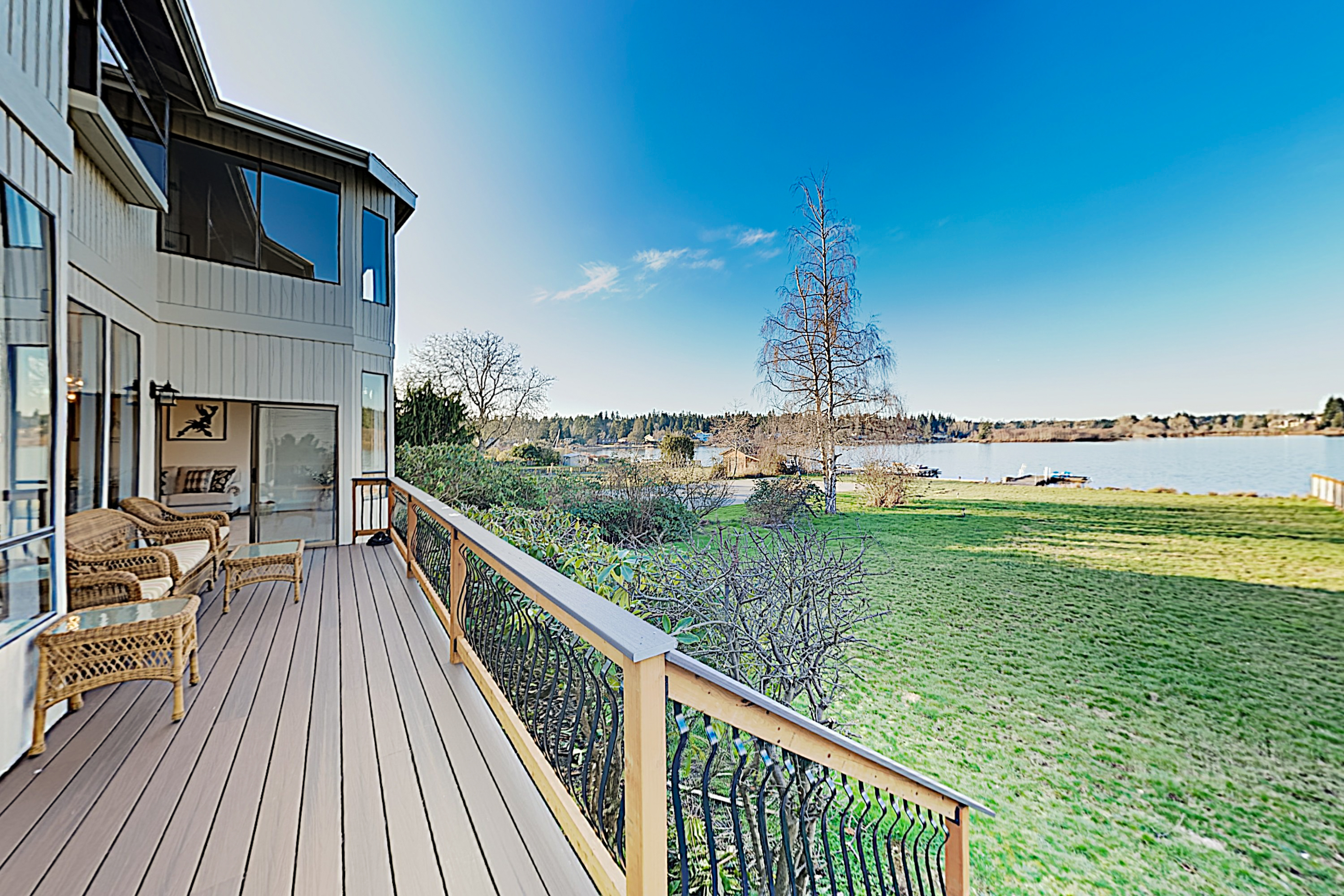 Edmonds WA Vacation Rental Welcome! This home