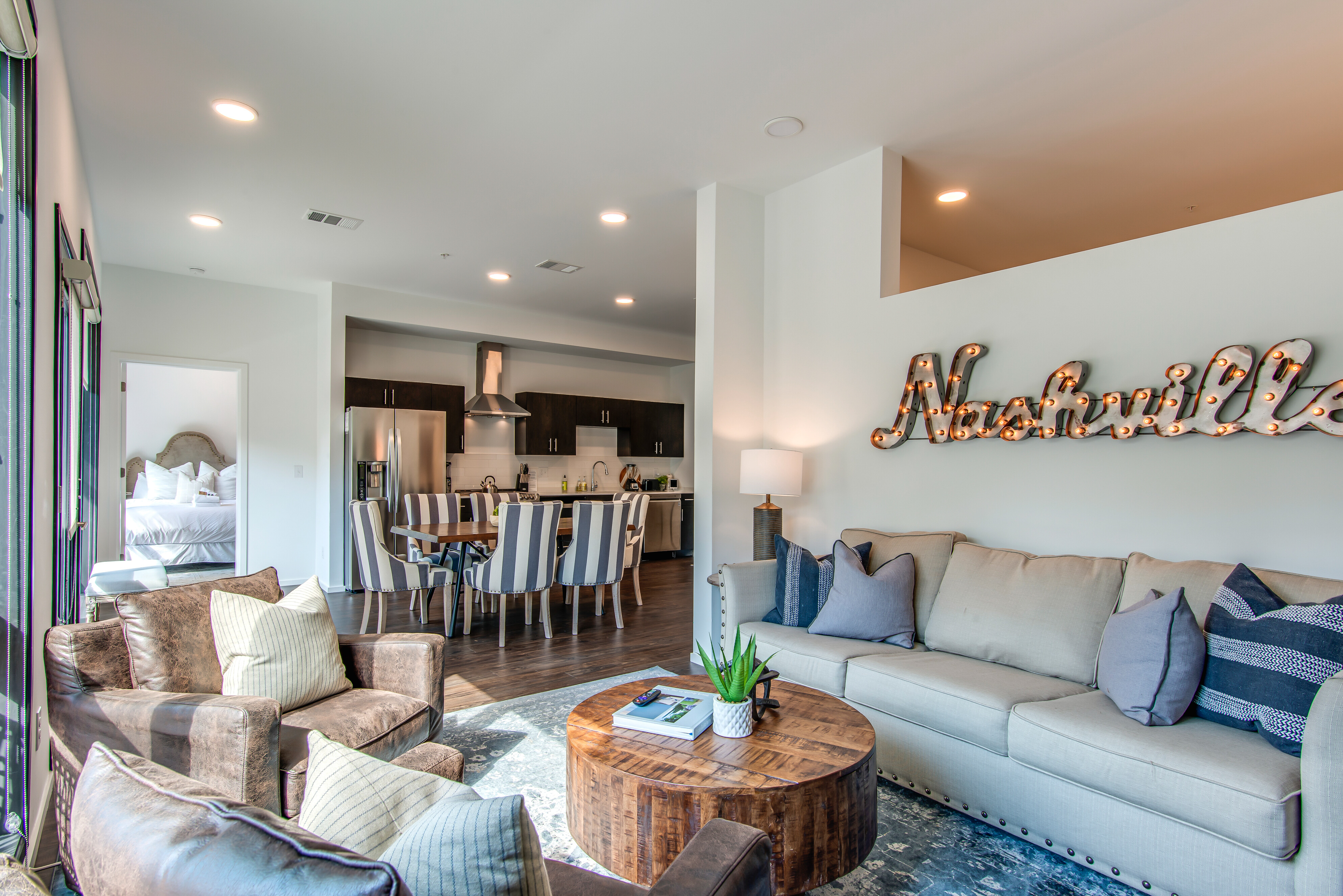 Nashville TN Vacation Rental Welcome to Illume