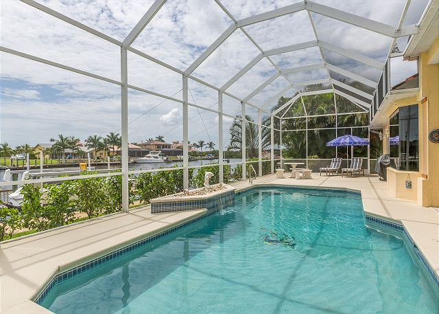 Professionally managed by TurnKey Vacation Rentals, this property has top-notch outdoor spaces.