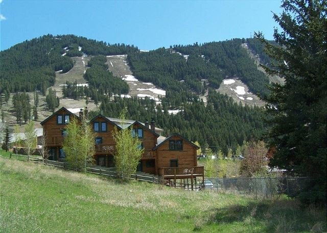 Rustic townhouse just minutes from Snow King Mountain and Jackson Hole, ID#228661