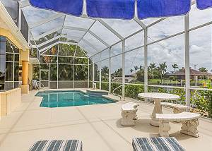Guests of all of ages will love the solar-heated, saltwater swimming pool.