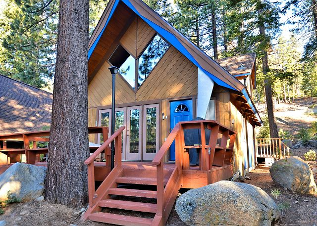 Exceptional north lake tahoe ca vacation rentals turnkey for North lake tahoe cabin rentals