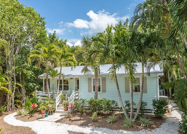 Sanibel Island Cottage for a spring break vacation rental.