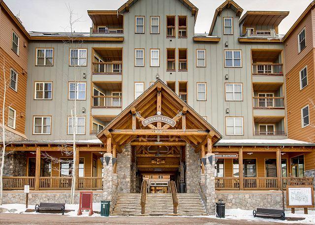 Exceptional keystone co vacation rentals turnkey for Keystone colorado cabin rentals