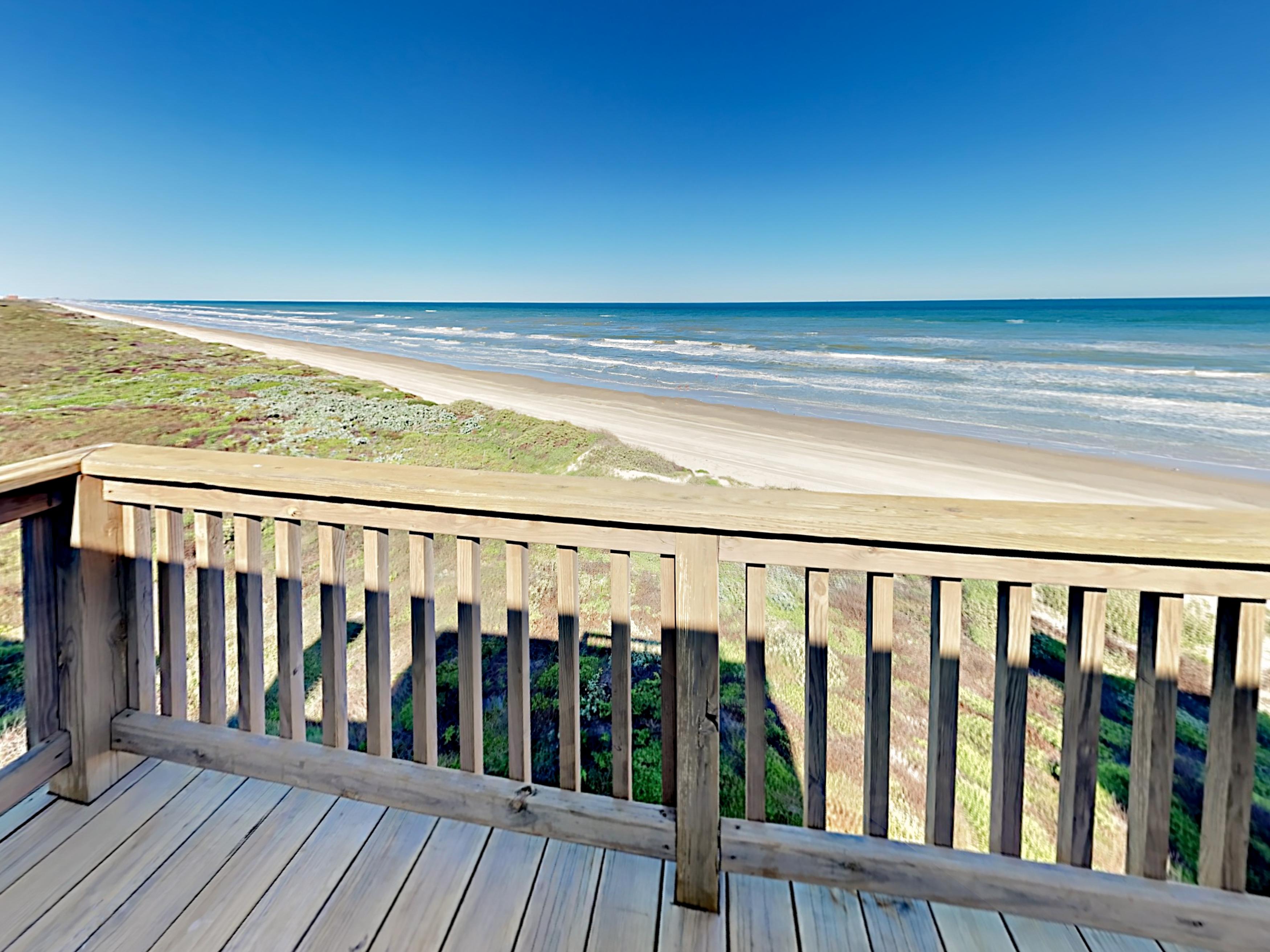 Port Aransas TX Vacation Rental Your beachfront home