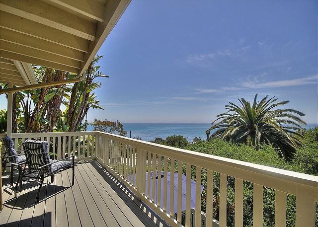 Summerland CA Vacation Rental The proximity to