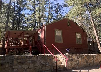 Ruidoso Cabin Rentals 2 Ruidoso Redheads