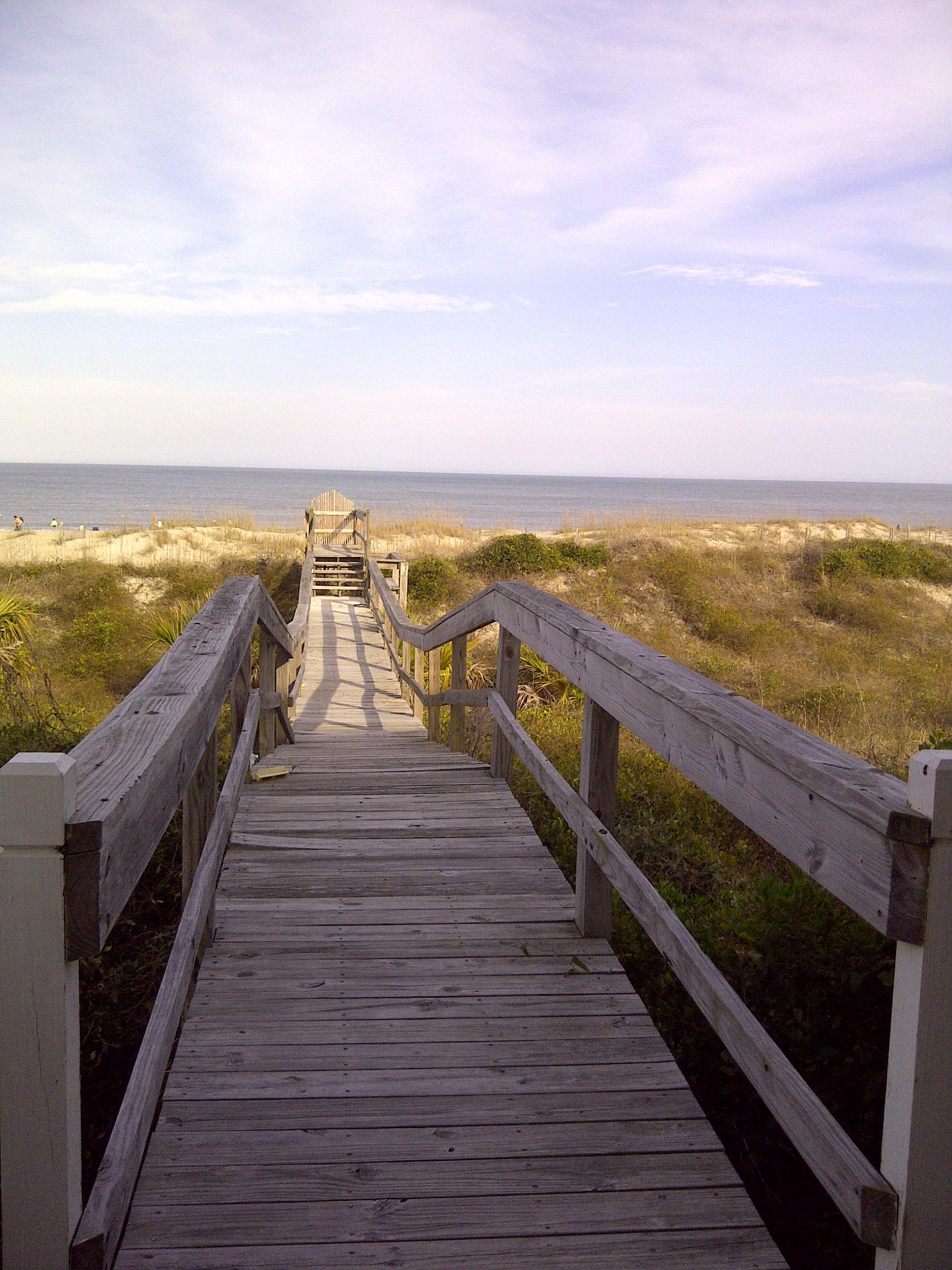 Beach Bliss Tybee Island Ga