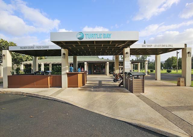 Turtle Bay Golf Shop