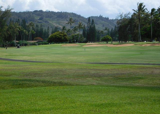 View of Fazio Golf Course