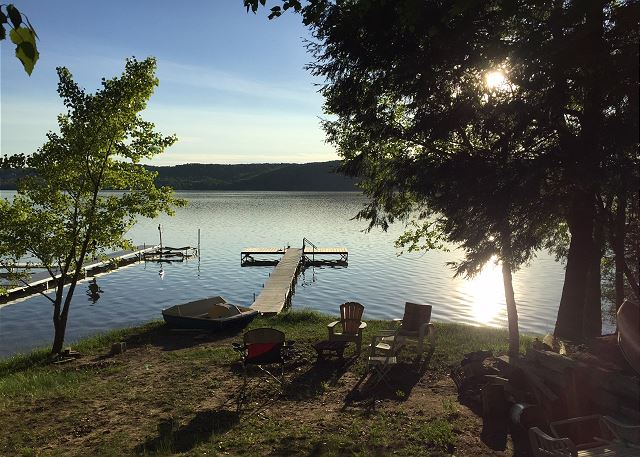 Endless fun and relaxation on Lime Lake!