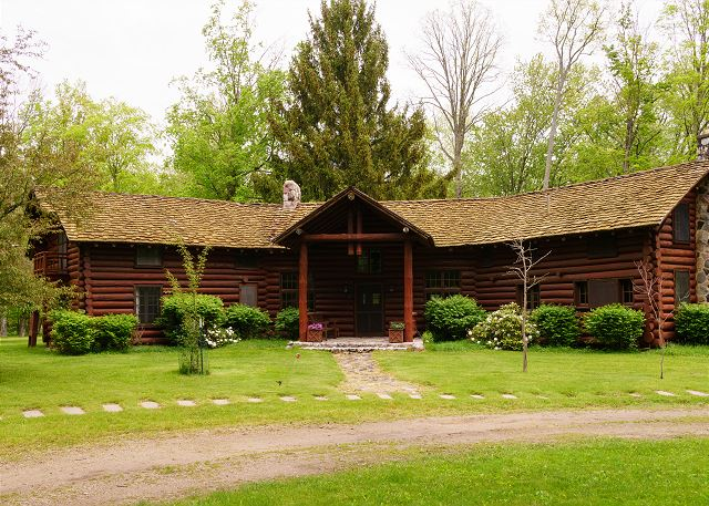 Cannon River Ranch: Lodge