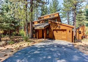 Northstar Charmer with Spectacular Forest & Golf Views