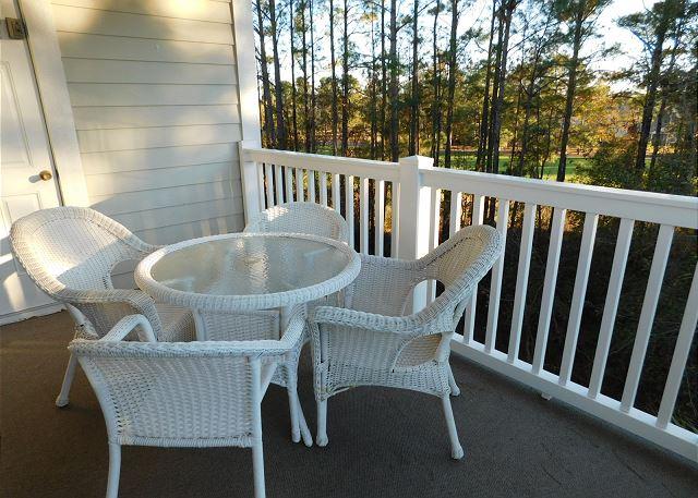 Arbor Trace #635 Balcony view DSCN1204