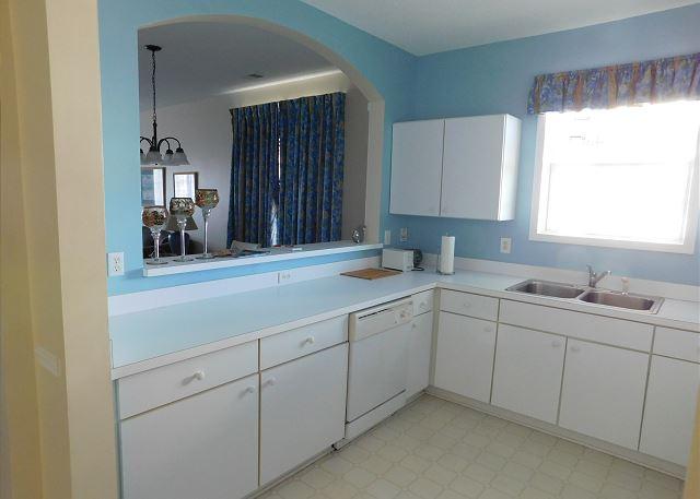 Kitchen at CB 124