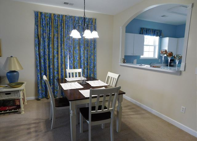Dining Area in CB 124