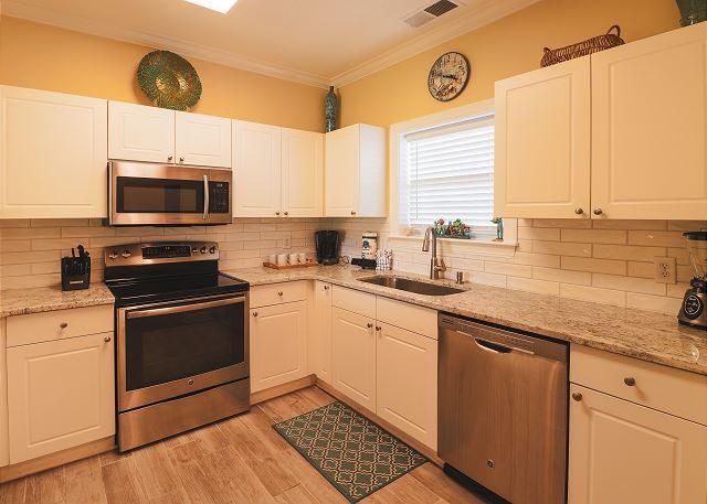 Updated Kitchen in CB 913