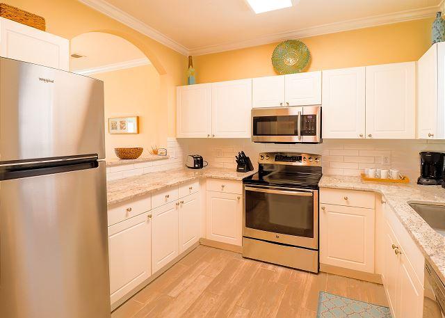 Bright Updated Kitchen