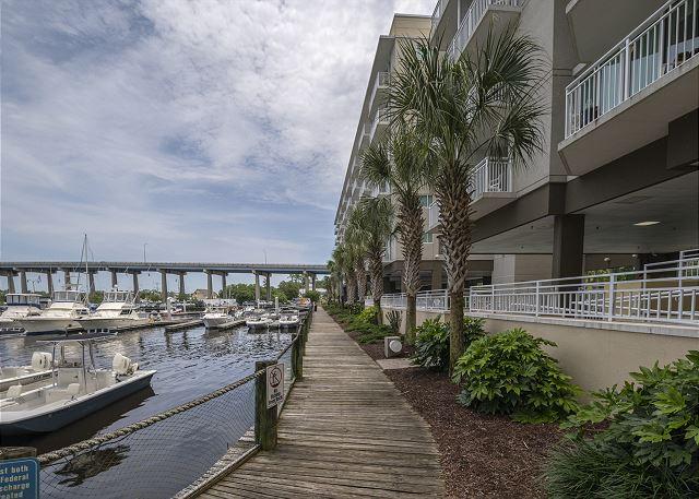 Harbor Walkway