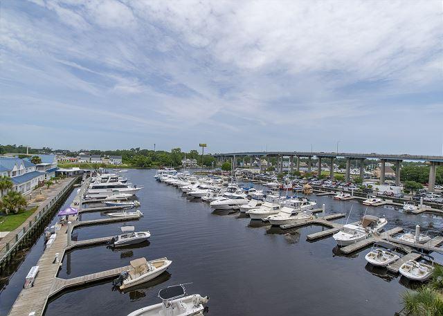 View of Harbor