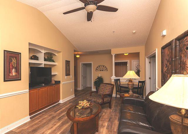 Living Room Flat Screen