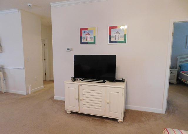 Flat Screen TV in LR