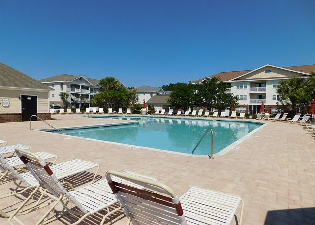 Pool Area in Havens