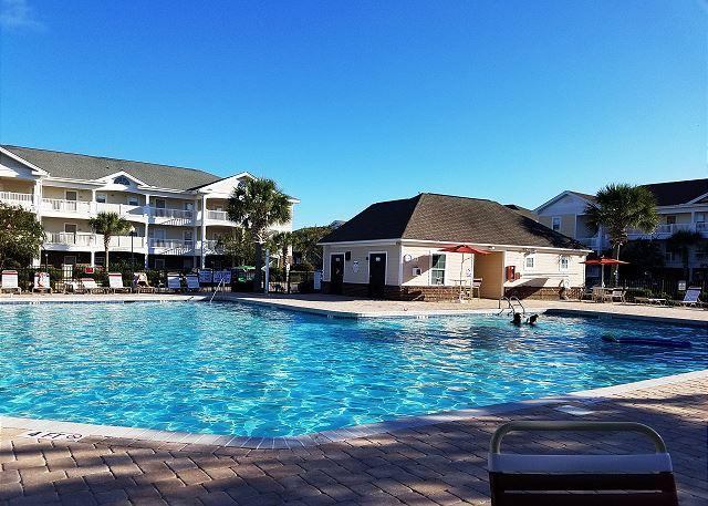 Havens Pool Area