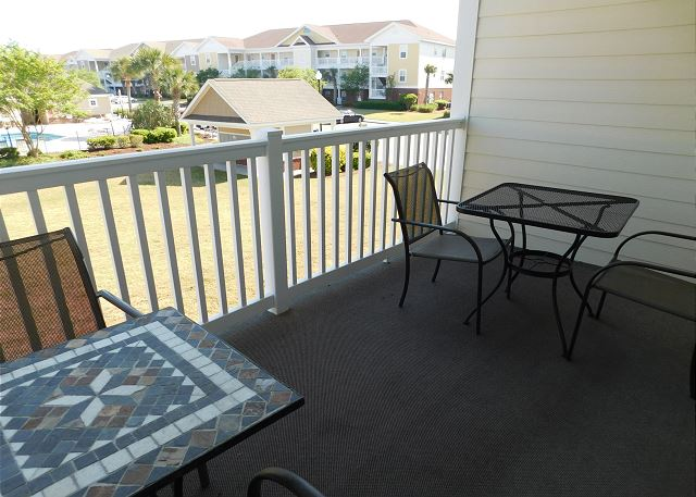 Balcony Tables & Chairs