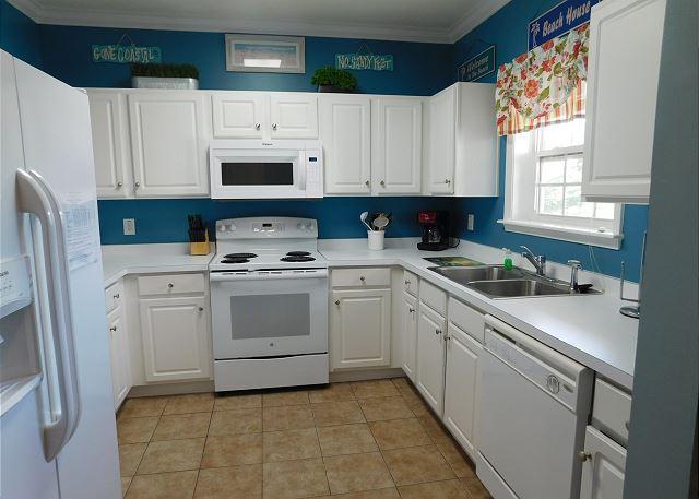 Kitchen in Havens 423