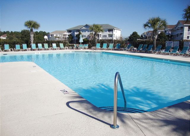 Pool Area at Ironwood