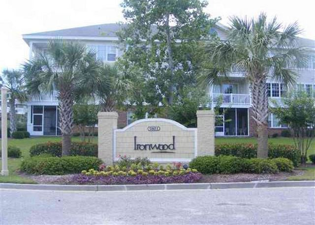 Ironwood Entrance