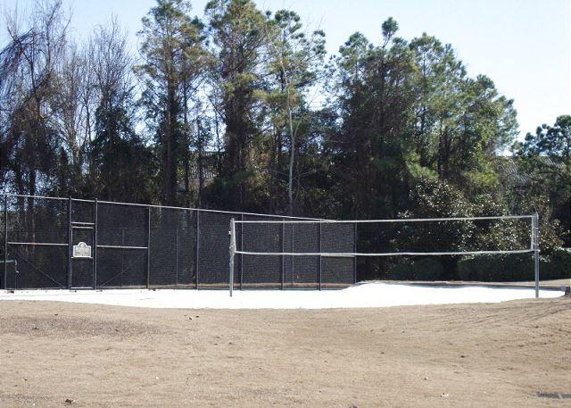 Ironwood Volleyball Court