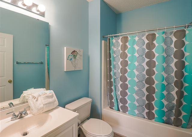 Master Bathroom Sink Area