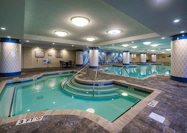 Mar Vista Grande Indoor Pool