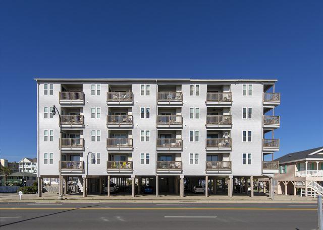 Ocean Terrace Building in Cherry Grove