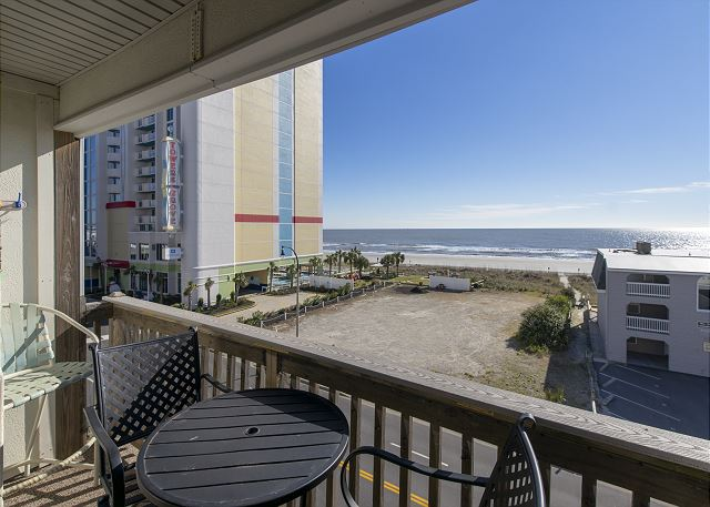 Unobstructed Beach View from Ocean Terrace C3