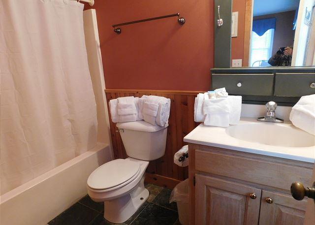 Bathroom in BR 1