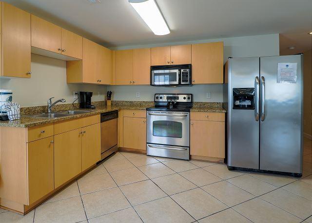 Kitchen at PWV 305