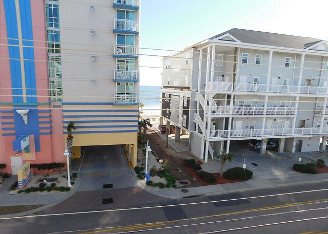 View Across Street