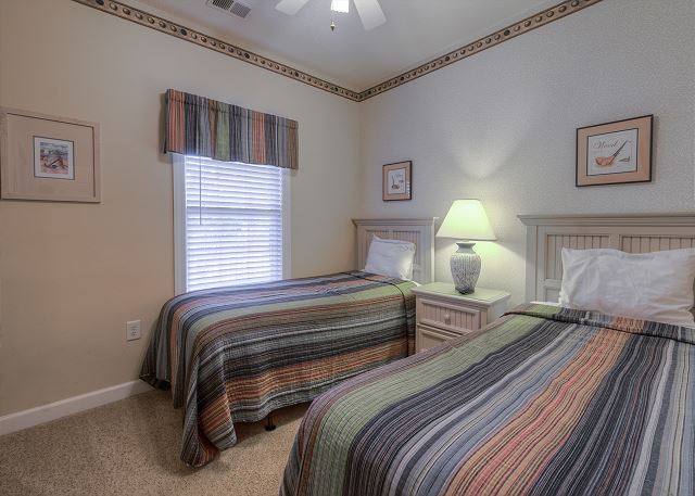 Guest Bedroom Two Twins